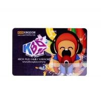 Buy cheap RFID Card Mifare Classic 1k S50 Card from wholesalers