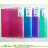 Buy cheap A4 plastic 26 rings ring binder from wholesalers