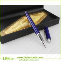China Metal rotation fountain pen/Roller pen on sale
