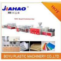 Buy cheap WPC Foam Board Machine Manufacture from wholesalers
