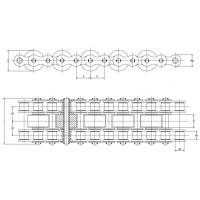 Buy cheap Center Roller Conveyor Chains from wholesalers