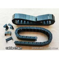 Wholesale Cable E Chain Wire Drag Carrier Chain with Mounting Bracket End for CNC Machines from china suppliers