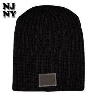 Buy cheap for man and women winter acrylic knitted beanie hat from wholesalers