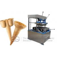 Buy cheap Cone Machine Price in Pakistan Wafer Cone Machine from wholesalers