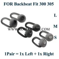 Buy cheap Plantronics Backbeat Fit 300 305 Earbuds Silicone Tips Ear Gels Ear Buds S/M/L from wholesalers