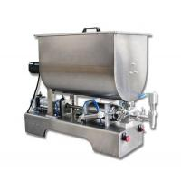Buy cheap Automatic Hot Sauce Filling Machine Spice Paste Bottle Filling Machine from wholesalers