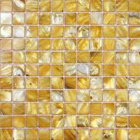 Buy cheap Mother of pearl tile from wholesalers