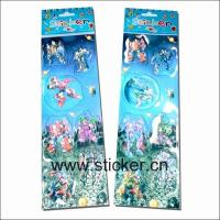 Wholesale ML-LS-0043D Lenticular Sticker from china suppliers