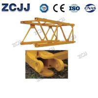 Buy cheap Tower Crane Mast Section Masts M619A Mast Section For Tower Crane Masts from wholesalers