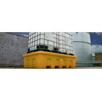 Buy cheap Spill Stacker Range Stackable Double IBC Spill Pallet from wholesalers