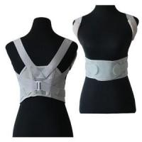 Buy cheap Mesh Clavicle Brace for Posture Immobilizer with anti-slipery bars and x-belts for Reinforcement from wholesalers