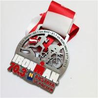 Wholesale Custom metal running finisher race sports medal from china suppliers