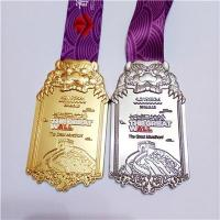 Wholesale Manufacture Custom Metal Sports Medal With Ribbon - copy from china suppliers