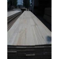 Buy cheap paulownia laminated panel with 70mm thickness from wholesalers