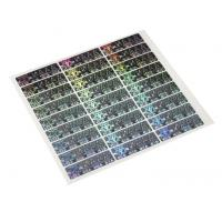 Buy cheap Self-adhesive VOID Hologram Sticker from wholesalers