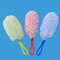 Buy cheap Disposable Microfiber Cleaning Duster with the Short Folding Handle for Home Cleaning from wholesalers