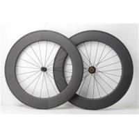 Buy cheap 4 Spoke Carbon Wheel Clincher from wholesalers