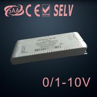 Buy cheap 80W 0-10V / 1-10V dimmable led driver CC/CV output from wholesalers