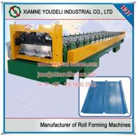 Buy cheap Color Steel Clip Lock Boltless Roof Sheet forming Machine from wholesalers