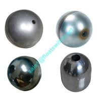 Buy cheap FLOATING BALL Through-hole stainless steel float from wholesalers