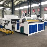 Buy cheap Toilet Paper Rewinding Machine from wholesalers