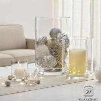 Buy cheap Decorative Glassware Custom OEM Glass Tea Light Candle Holder from wholesalers