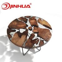 Buy cheap Low Heat Release Clear Epoxy Resin for Wood River Table Casting from wholesalers