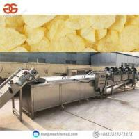 Buy cheap Processing Machine Small Scale Potato Chips Production Machine from wholesalers
