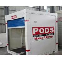 Buy cheap Steel Framed Moving Storage Containers from wholesalers