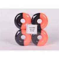 Buy cheap pu wheels for skate board 54*32 round half half product