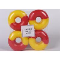 Buy cheap pu wheels for skate board 53*32 round half half product