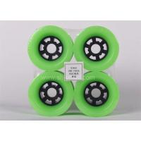 Buy cheap pu wheels for skate board 83*56 from wholesalers