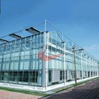 Buy cheap Commercial Agricultural Glass Greenhouse for Flower and Vegetables from wholesalers