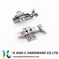 Buy cheap Aluminum Doorframe Hinge, Soft Close (Fixed plate) from wholesalers