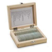 Buy cheap Series Prepared Microscope Glass Slides from wholesalers