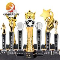Buy cheap Wholesale Sports Olympicl Cheap Metal Trophy from wholesalers