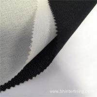 Buy cheap Woven fusible shirt interlining fabric for collar placket from wholesalers