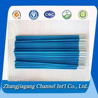 Buy cheap Dia 9.5 mm high strength 7075 aluminium pipes for military tent poles from wholesalers