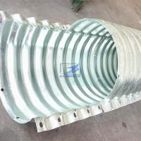 Buy cheap corrugated steel culvert pipe for sale from wholesalers