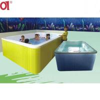 Buy cheap Cheap price freestanding installation baby spa equipment bathtub for children whirlpool spa 08 from wholesalers