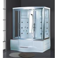 Buy cheap China foshan supplier outdoor steam shower room 110V steamer with DVD tubs massage room AD-921 from wholesalers