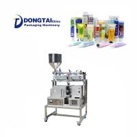 Buy cheap Economical Cosmetics Plastic Tube Filling And Sealing Machine from wholesalers