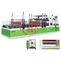 Buy cheap WPC door panel lamination machine from wholesalers
