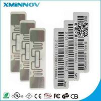 Buy cheap RFID uhf waterproof vehicle transportation tag from wholesalers