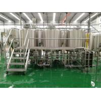 Buy cheap 10bbl Craft Beer Making Equipment from wholesalers