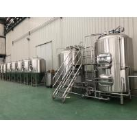 Buy cheap 1000L Beer Making Equipment from wholesalers