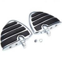 Buy cheap Rear Stainless Steel Motorcycle Foot Peg for Harley from wholesalers