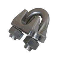 Buy cheap Rigging Hardware US Type Wire Rope Clip - Drop Forged Type Stainless Steel Wire Rope Clip from wholesalers