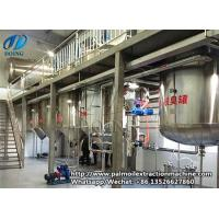 Buy cheap Peanut oil refining process machinery photo from wholesalers