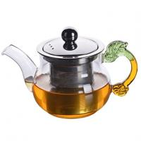 Buy cheap Glass Borosilicate Tea Pot from wholesalers